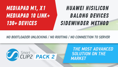 Sidewinder method: Huawei Hisilicom Balong devices