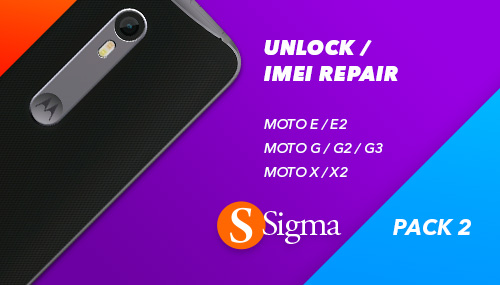 Sigma Pack 2 Support for Moto