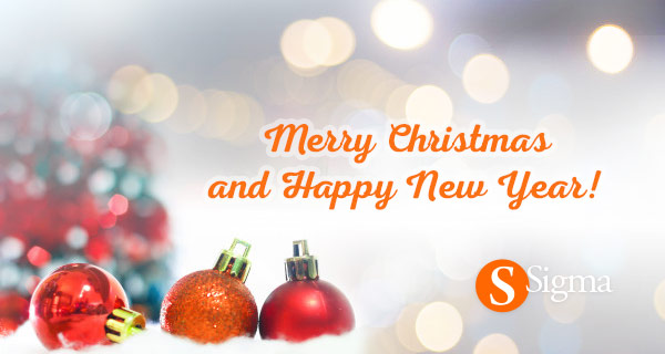 Merry Christmas and Happy New Year! - Sigma - MTK, Qualcomm ...