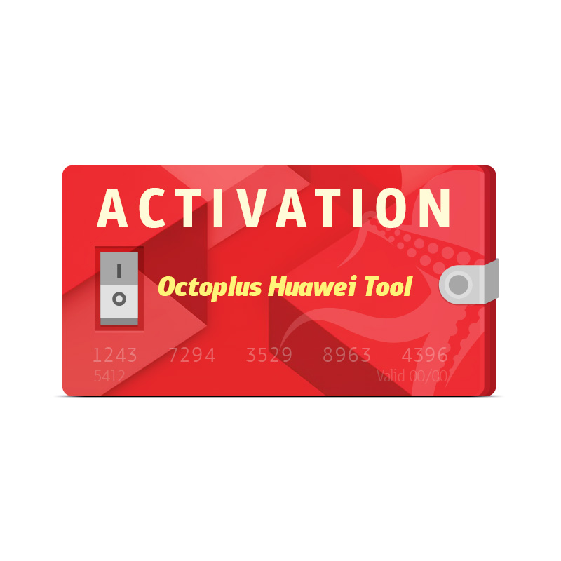 Octoplus Huawei Tool Activation - Octoplus Box: unlock and repair tool