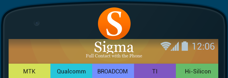 Sigma v2.26.15. New type of Huawei smartphones Repair