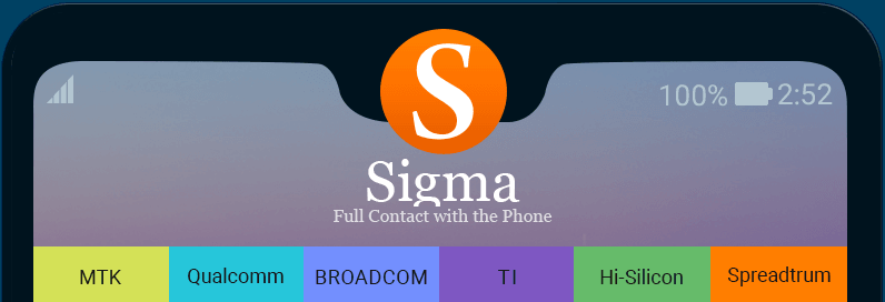 Sigma v.2.39.08. Huawei Y5P, Y6P, Honor 9A and more