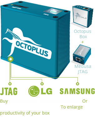 Octoplus Box - All in One Solution