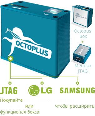 Octoplus Box - все в одном
